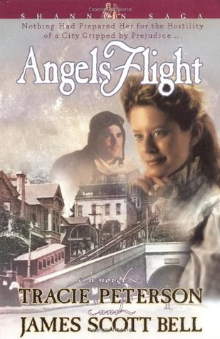 Angels Flight (Shannon Saga #2)  by  Tracie Peterson