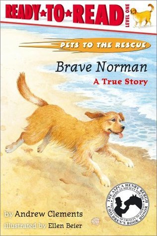 Brave Norman : A True Story  by  Andrew Clements