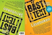Bäst i text - Läseboken Skrivboken Tomas Dalström