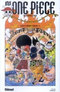 One Piece, Tome 33 : Davy Back Fight !!  by  Eiichiro Oda