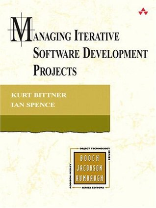 Managing Iterative Software Development Projects Kurt Bittner