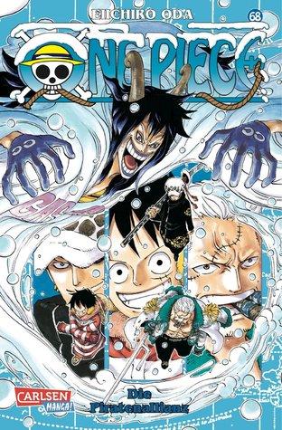 One Piece, Bd.68, Die Piratenallianz (One Piece, #68)  by  Eiichiro Oda