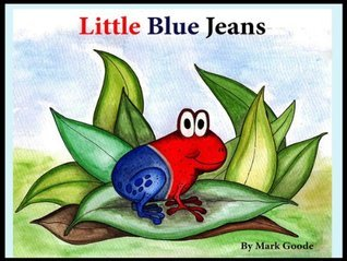 Little Blue Jeans  by  Mark Goode
