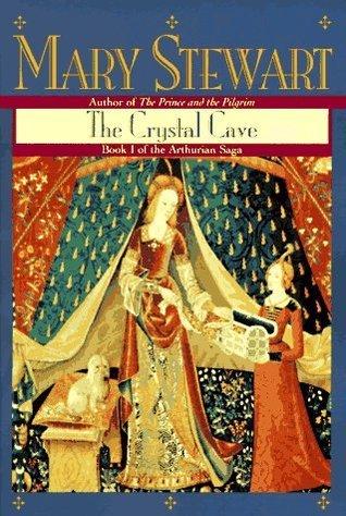 The Crystal Cave  (Arthurian Saga, #1)  by  Mary Stewart