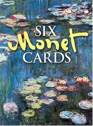 Six Monet Cards  by  Claude Monet