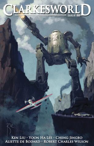 The Clockwork Soldier  by  Ken Liu