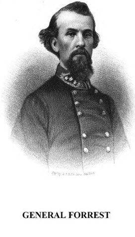 GENERAL FORREST  by  J. Harvey Mathes
