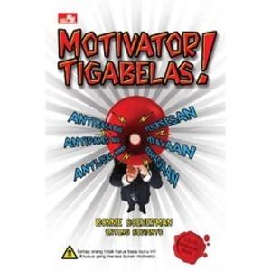 Motivator Tigabelas  by  Bonnie Suherman