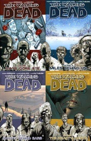 The Walking Dead: Vols. 1-4 [Amazon.com Exclusive]  by  Robert Kirkman