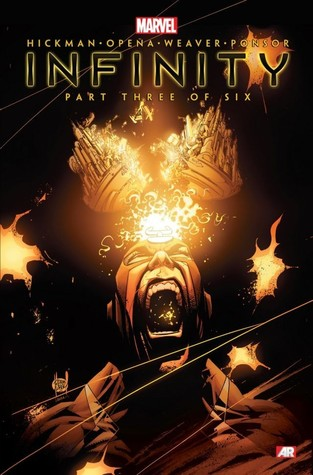 Infinity #3 (of 6) Jonathan Hickman