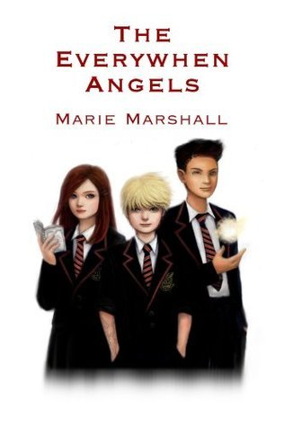 The Everywhen Angels  by  Marie Marshall