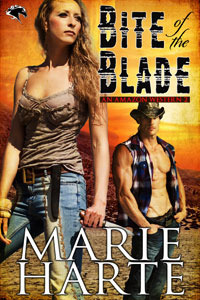 Bite of the Blade  by  Marie Harte