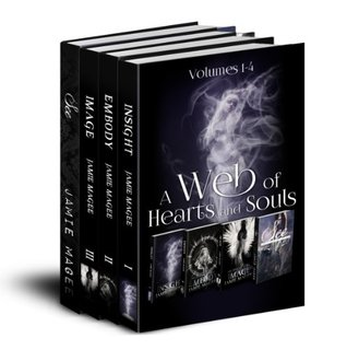 Web of Hearts and Souls (Box Set 1) (Web of Hearts and Souls (Insight & See)) Jamie Magee