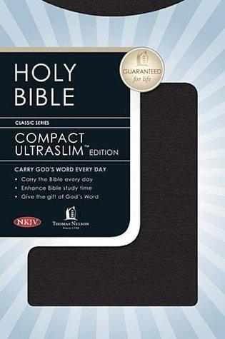 Compact UltraSlim Bible, NKJV Edition Thomas Nelson Publishers