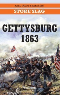 Gettysburg 1863  by  Karl Jakob Skarstein