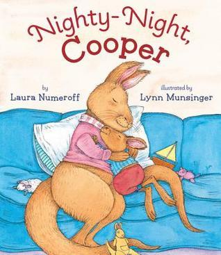 Nighty-Night, Cooper  by  Laura Joffe Numeroff