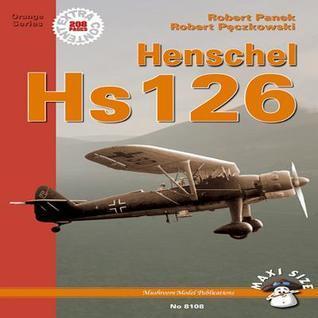 Henschel HS 126  by  Robert Panek