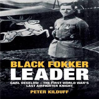 Black Fokker Leader Peter Kilduff