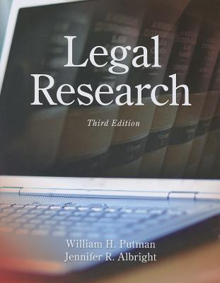 Legal Research William H. Putman