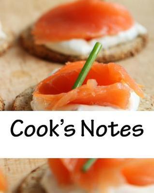 Cooks Notes  by  Marian Blake