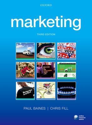 Marketing 3e P Paul Baines