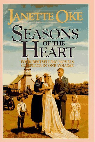 Once Upon a Summer/The Winds of Autumn/Winter is Not Forever/Springs Gentle Promise (Seasons of the Heart 1-4)  by  Janette Oke
