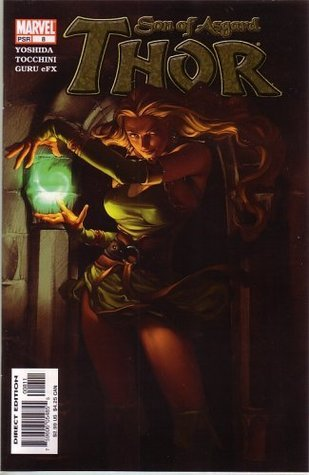 Thor: Son of Asgard, #8 (Comic Book): The Trio Triumphant Akira Yoshida