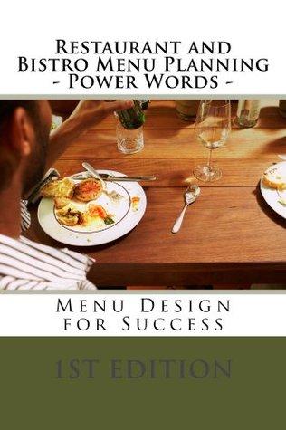 Restaurant and Bistro Menu Planning - Power Words  by  Stephen Ashley