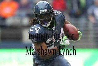 Numerology for Marshawn Lynch Ed Peterson