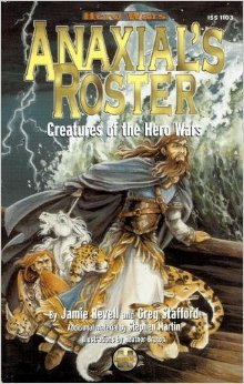 Anaxials Roster: Creatures Of The Hero Wars (Hero Wars Roleplaying Game, 1103) Jamie Revell