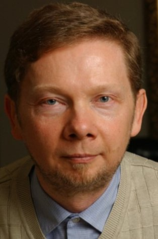 Eckhart Tolle: New Earth and Power of Now vision - Eckhart Tolle, the AmAre Way Frank Ar