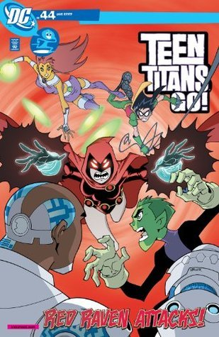 Teen Titans Go! #44  by  J. Torres