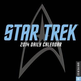 Star Trek Daily 2014 Day-to-Day Calendar  by  CBS