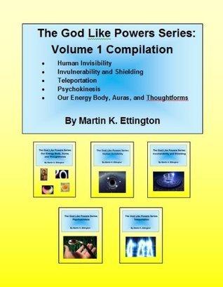 The God Like Powers Series-Volume 1 Bundle Martin Ettington