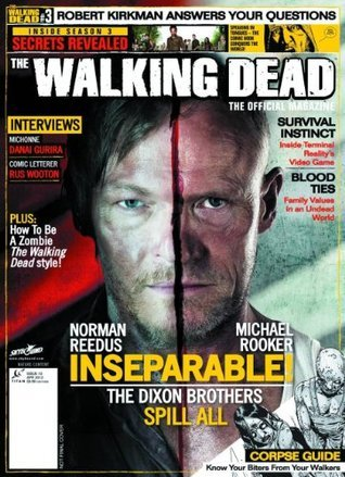 Walking Dead the Official Magazine Issue #3  by  Titan Publishing