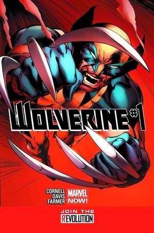 Wolverine #1 Now Marvel Comics