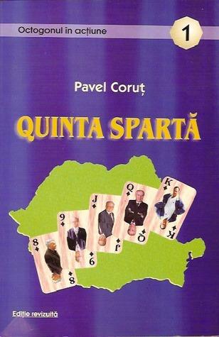 Quinta sparta(Octogon #1)  by  Pavel Corut