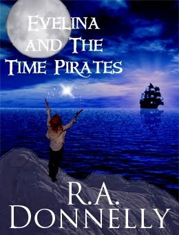 Evelina and theTime Pirates (Evelina, #1) R.A. Donnelly