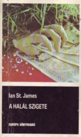 A halál szigete [Fekete könyvek]  by  Ian St. James