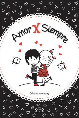 Amor por siempre  by  Cristina Alemany