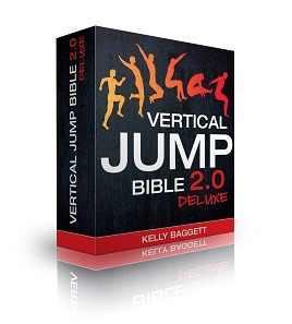 Vertical Jump Bible 2.0 DELUXE  by  Kelly Baggett