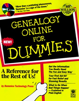 Genealogy Online for Dummies Edition  by  Matthew L Helm