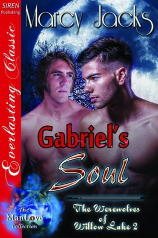 Gabriels Soul (The Werewolves of Willow Lake, #4)  by  Marcy Jacks