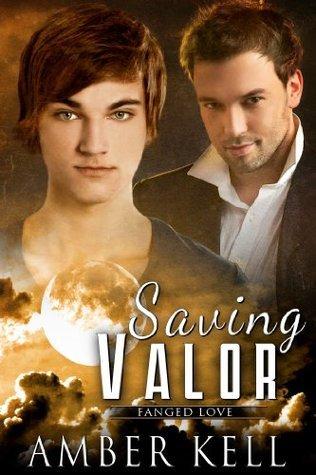 Saving Valor  by  Amber Kell