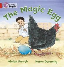 The Magic Egg  by  Vivian French