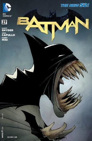 Batman (2011- ) #27  by  Scott Snyder