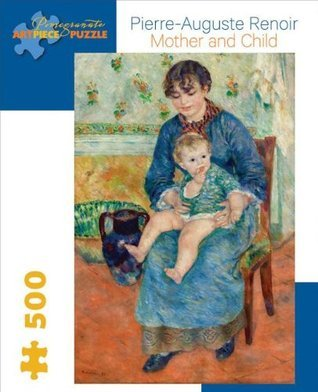 Mother and Child 500-Piece Jigsaw Puzzle NOT A BOOK