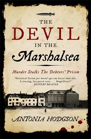The Devil in the Marshalsea Antonia Hodgson