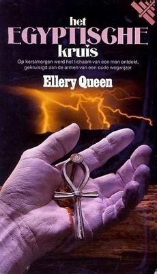 het egyptische kruis Ellery Queen