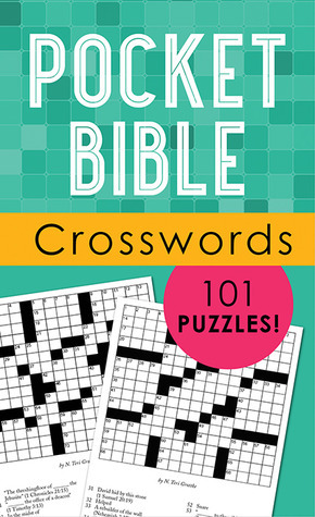 Pocket Bible Crosswords: 101 Puzzles! Barbour Publishing